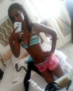 Funny and erotic selfies from young..