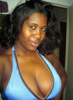 Freaky ebony pairs posing nude, she..